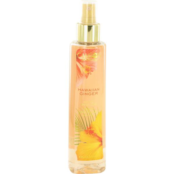 Calgon Take Me Away Hawaiian Ginger Perfume