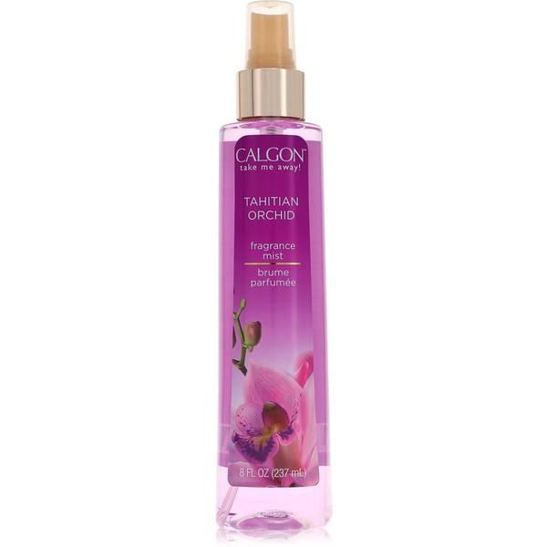 Calgon Take Me Away Tahitian Orchid Perfume