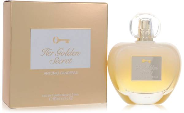 Her Golden Secret Perfume