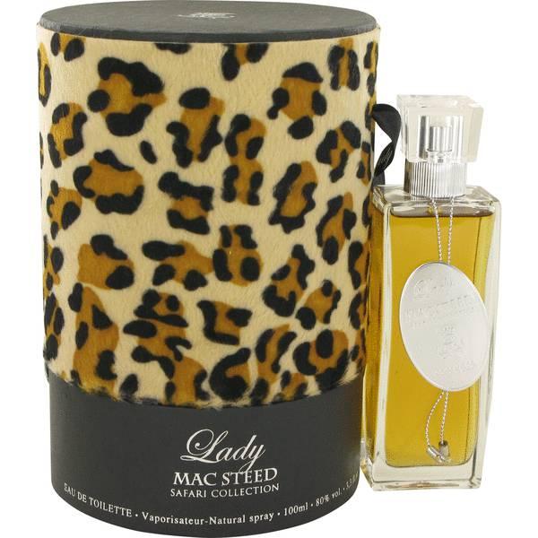 Lady Mac Steed Safari Collection Panthere Perfume