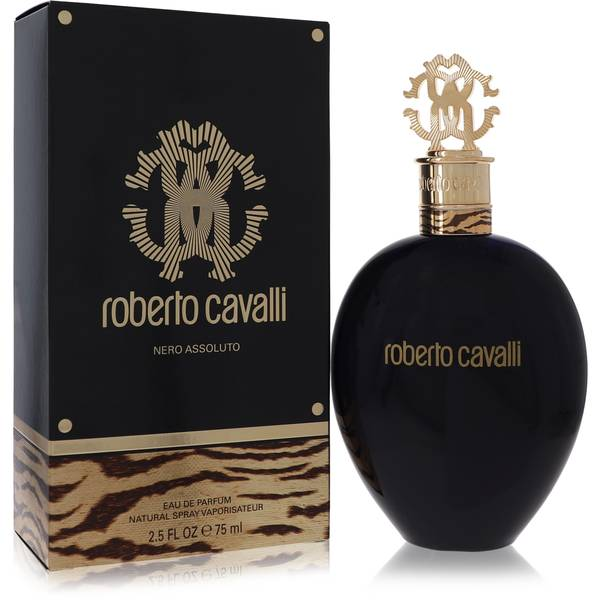 roberto cavalli nero assoluto perfume for women by roberto. Black Bedroom Furniture Sets. Home Design Ideas