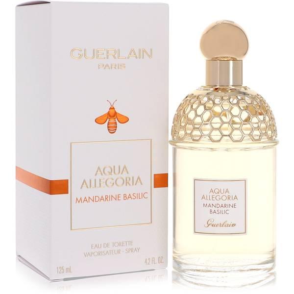Aqua Allegoria Mandarine Basilic Perfume
