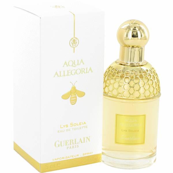 Aqua Allegoria Lys Soleia Perfume