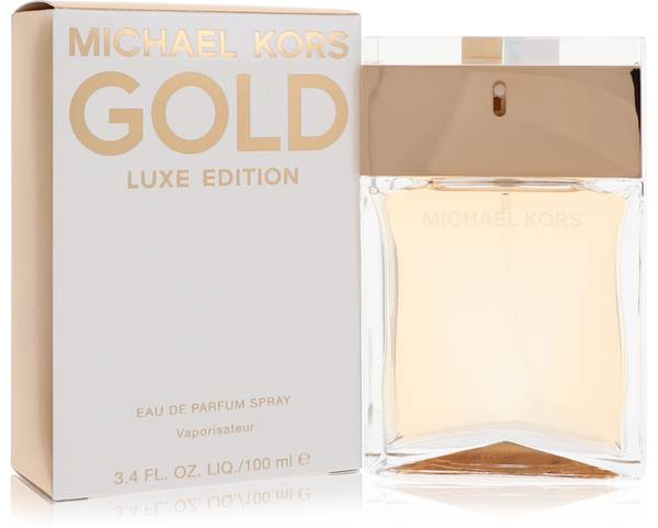 Michael Kors Gold Luxe Perfume
