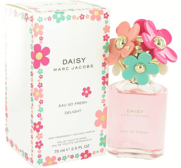 Daisy Eau So Fresh Delight Perfume