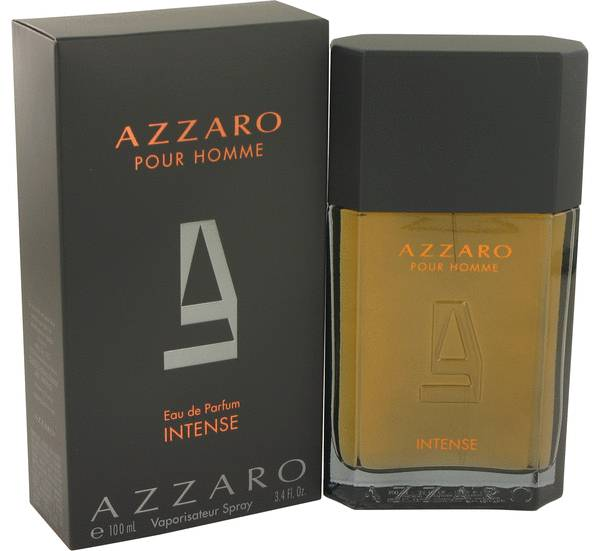 Azzaro Intense Cologne