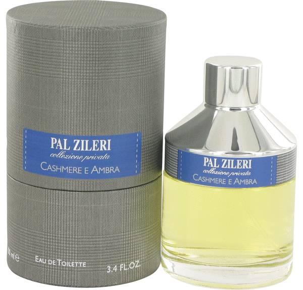Pal Zileri Cashmere E Ambra Perfume