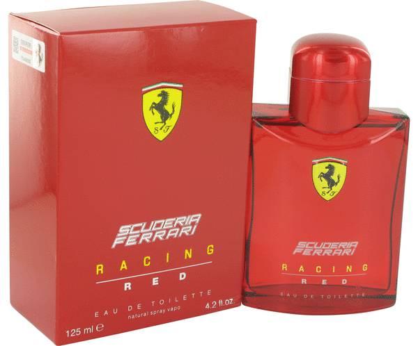 Ferrari Scuderia Racing Red Cologne