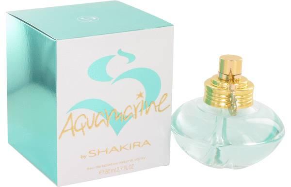 Shakira S Aquamarine Perfume