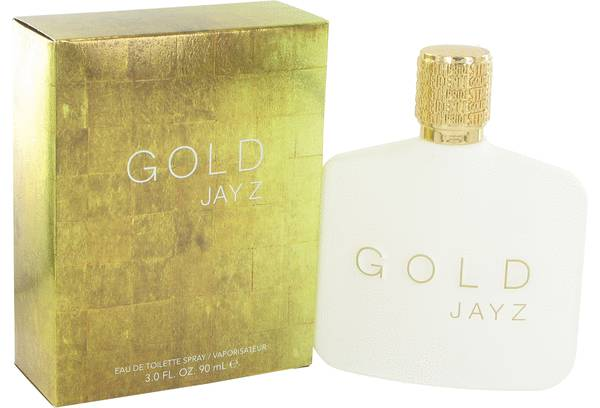 Gold Jay Z Cologne