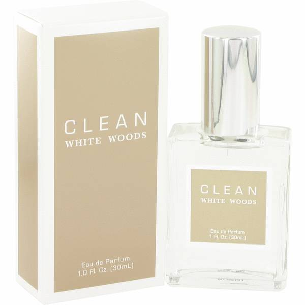 Clean White Woods Cologne