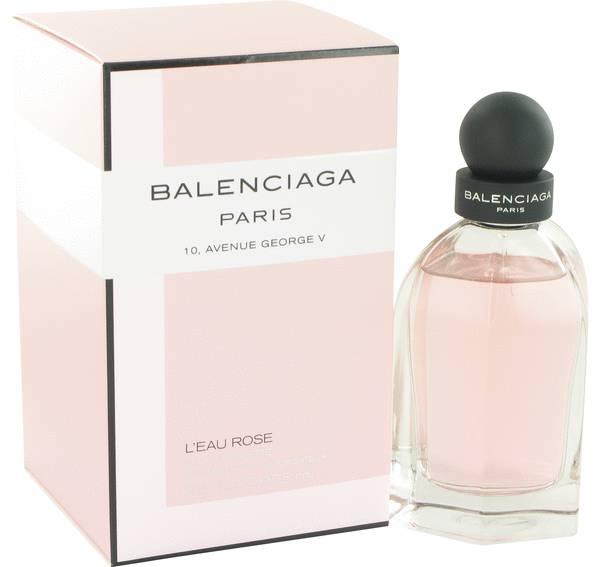 Balenciaga Paris L'eau Rose Perfume