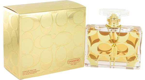 Coach Signature Rose D'or Perfume