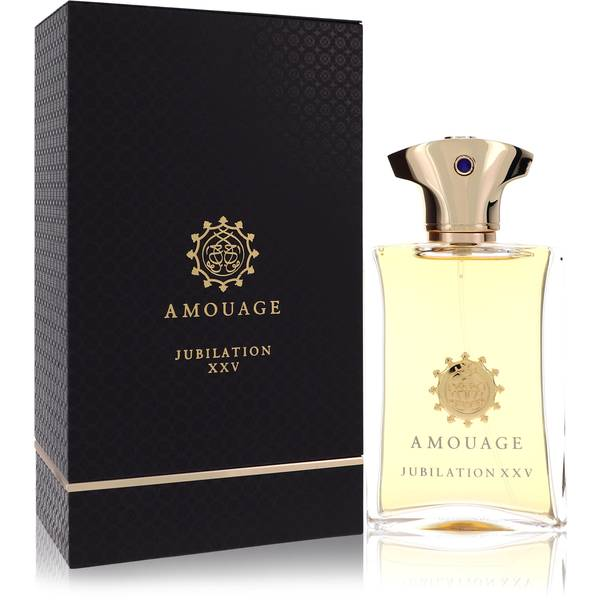 Amouage Jubilation Xxv Cologne By Amouage Fragrancexcom