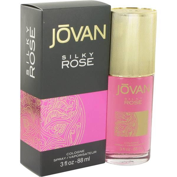 Jovan Silky Rose Perfume