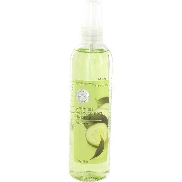 Green Tea And Cucumber Essence Perfume