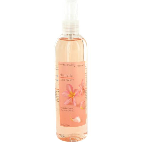 Plumeria Infused With Real Plumeria Extract Perfume