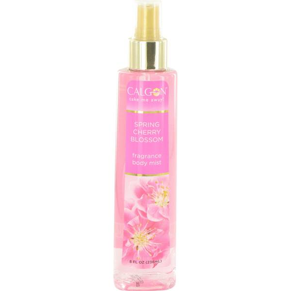 Calgon Take Me Away Spring Cherry Blossom Perfume