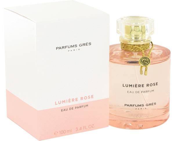 Lumiere Rose Perfume