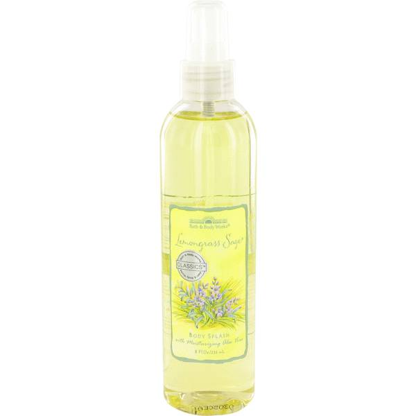Lemongrass Sage Perfume