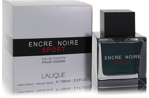 By Cologne Encre Sport For Men Noire Lalique 34SL5AqcRj