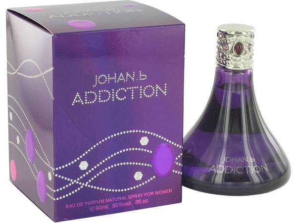 Johan B Addiction Perfume