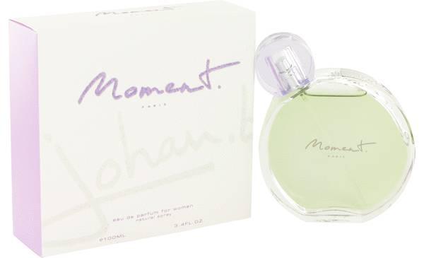 Moment Johan B Perfume