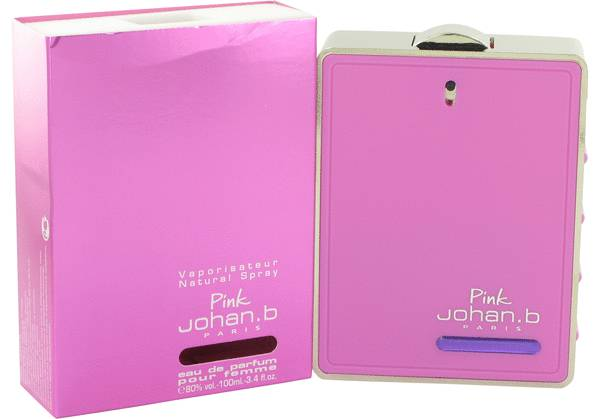Johan B Pink Perfume