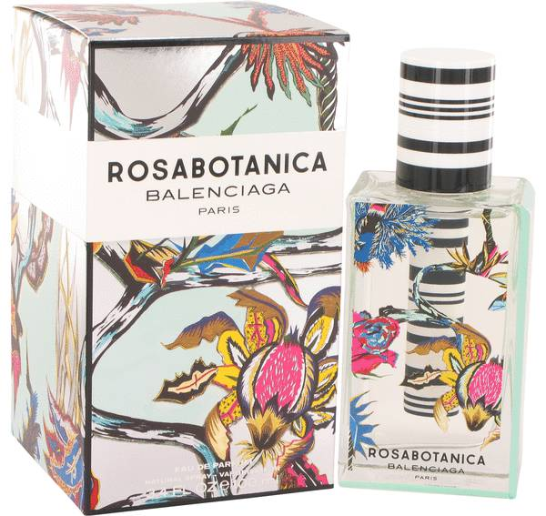 Rosabotanica Perfume