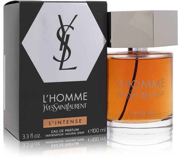 For By L'homme L'intense Laurent Men Cologne Saint Yves MSUpVz