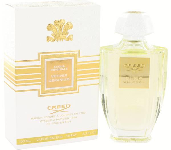 Vetiver Geranium Perfume