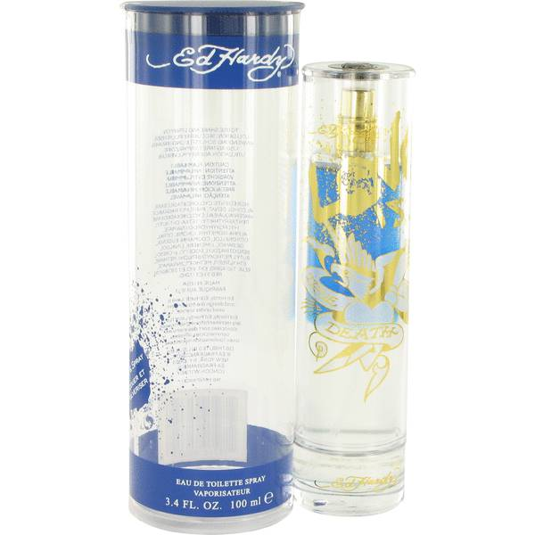 Ed Hardy Love Is Cologne