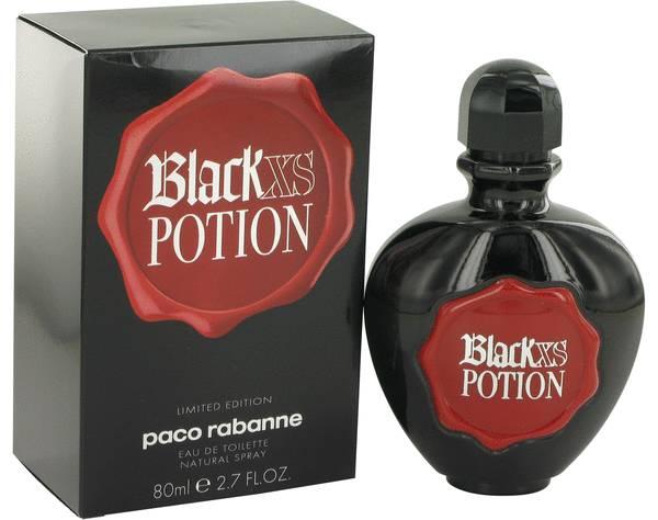 Black Xs Potion Perfume