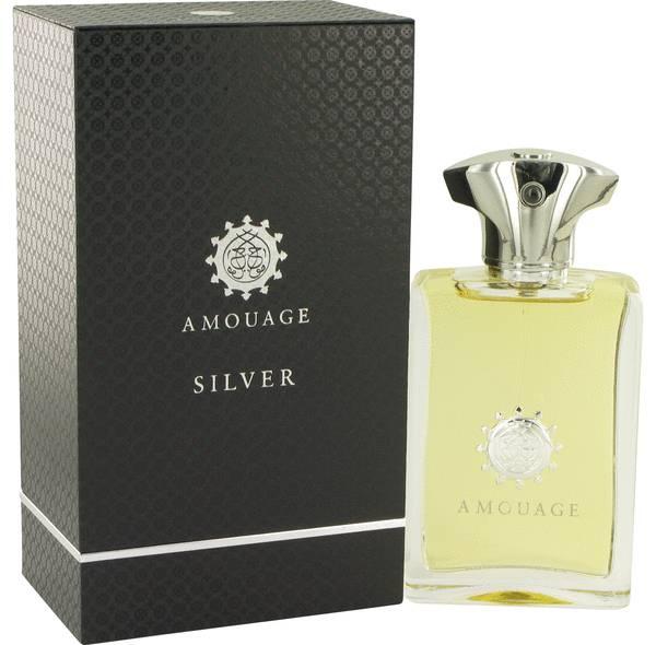 Amouage Silver Cologne