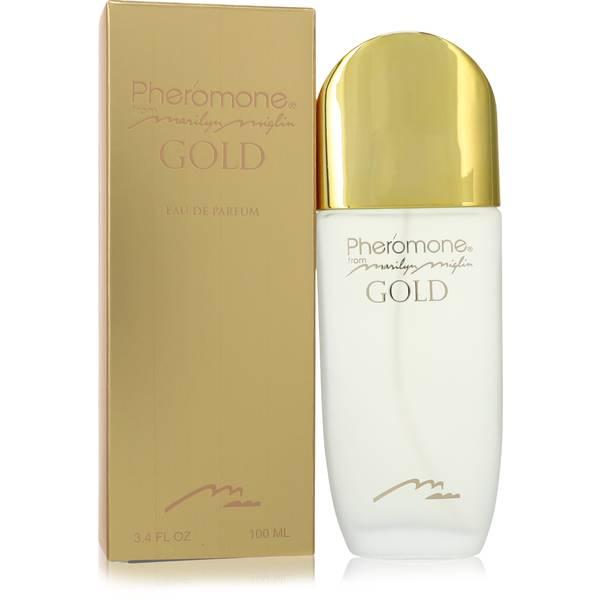 Pheromone Gold Perfume by Marilyn Miglin