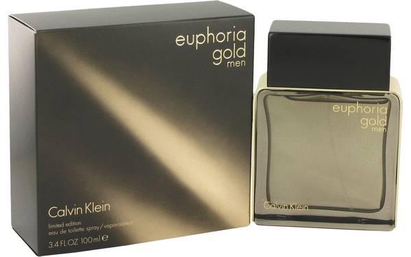 Euphoria Gold Cologne