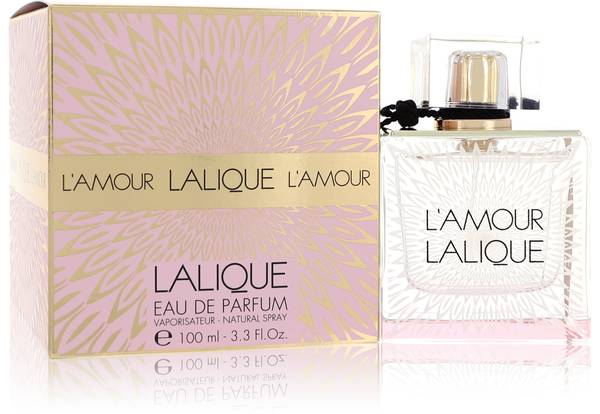 Lalique L Amour Perfume By Lalique Fragrancex Com
