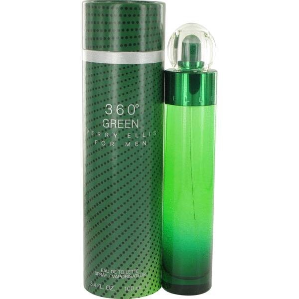 Perry Ellis 360 Green Cologne