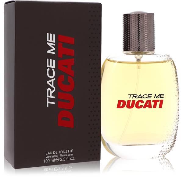 Ducati Trace Me Cologne by Ducati