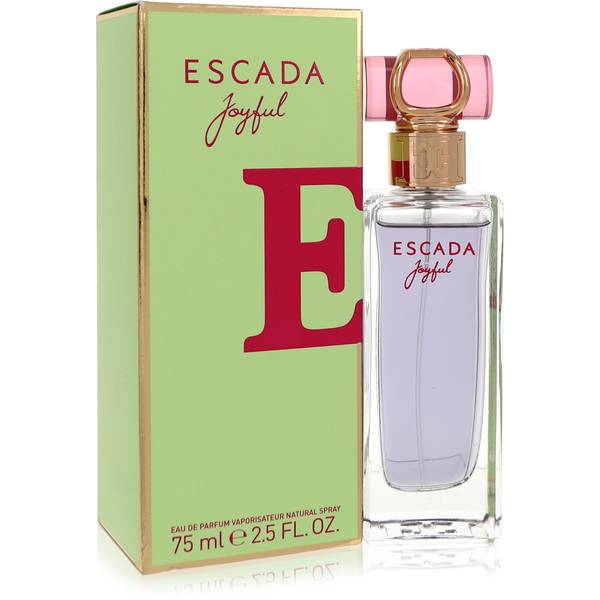 Escada Joyful Perfume By Escada Fragrancexcom
