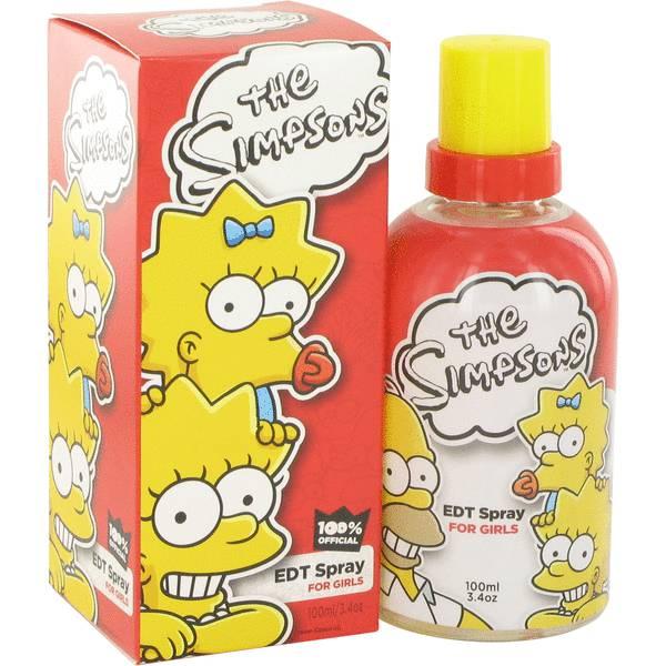 The Simpsons Perfume