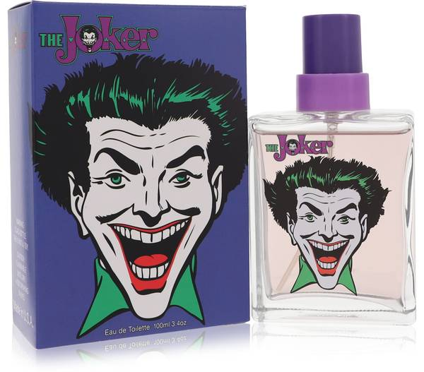 The Joker Cologne