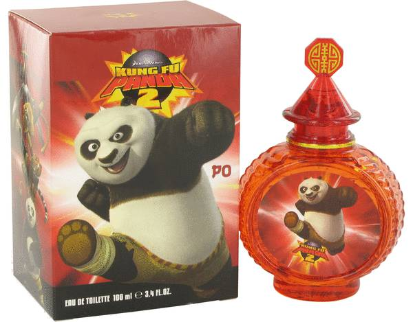 Kung Fu Panda 2 Po Cologne