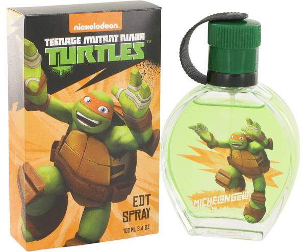 Teenage Mutant Ninja Turtles Michelangelo Cologne
