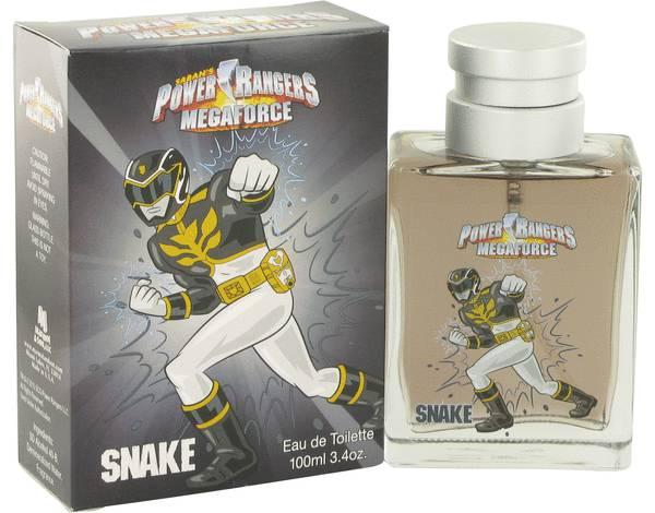 Power Rangers Megaforce Snake Cologne