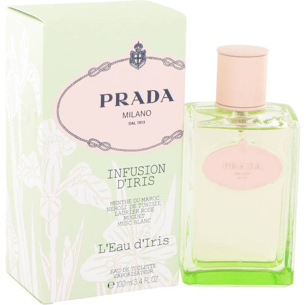 Prada Infusion D'iris L'eau D'iris Perfume