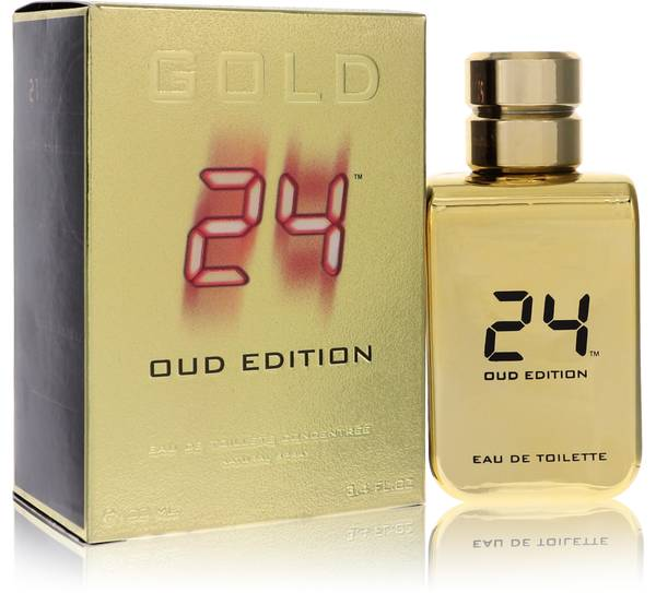 24 Gold Oud Edition Cologne