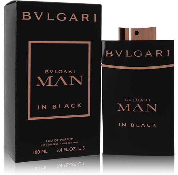 Bvlgari Man In Black Cologne By Bvlgari Fragrancexcom
