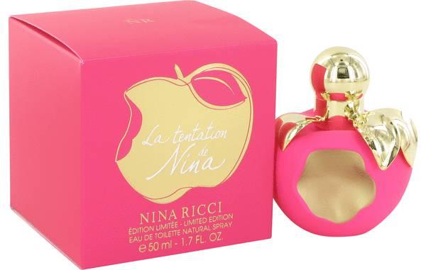 La Tentation De Nina Ricci Perfume