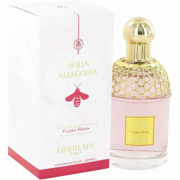 Aqua Allegoria Flora Rosa Perfume